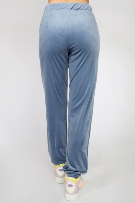 AMNESIA Daloa-plüss jogging kék