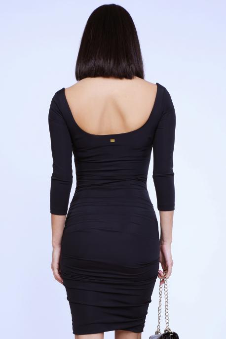 AMNESIA Adriana ruha fekete