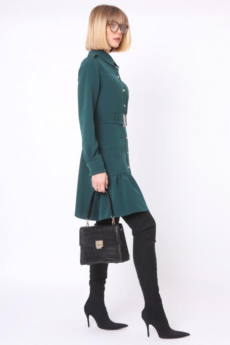 AMNESIA Telina ruha zöld