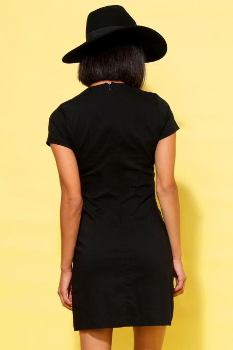 AMNESIA Arena ruha fekete