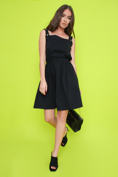 AMNESIA Japin ruha fekete