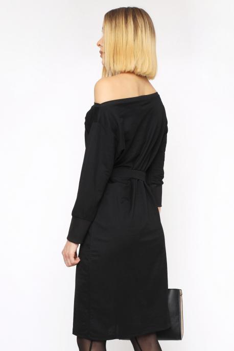AMNESIA Juvenar ruha fekete