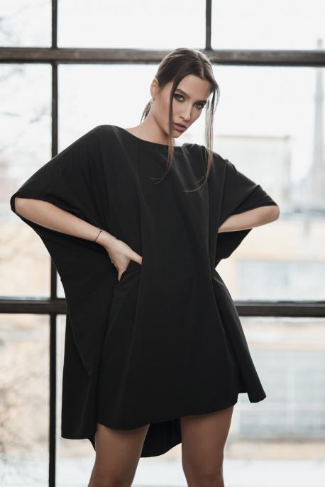 AMNESIA Mila felső fekete