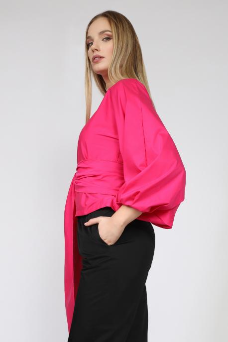 AMNESIA Asma felső pink