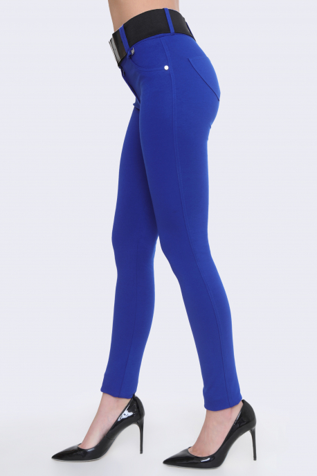 AMNESIA Alfonza punto nadrág kék