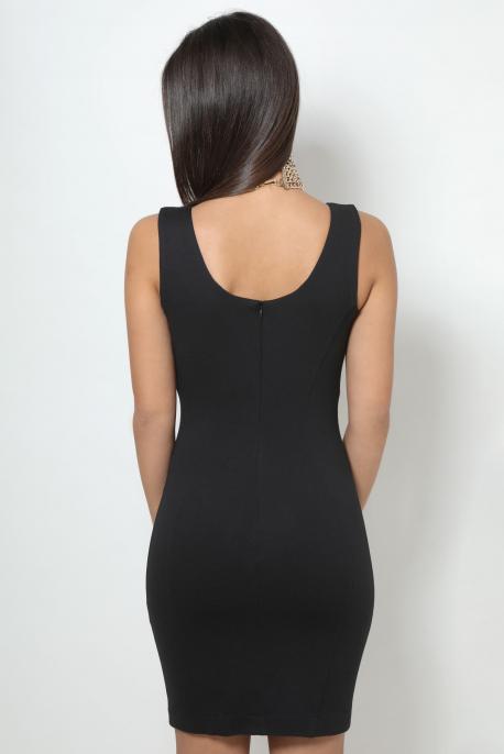 AMNESIA Anicska ruha fekete