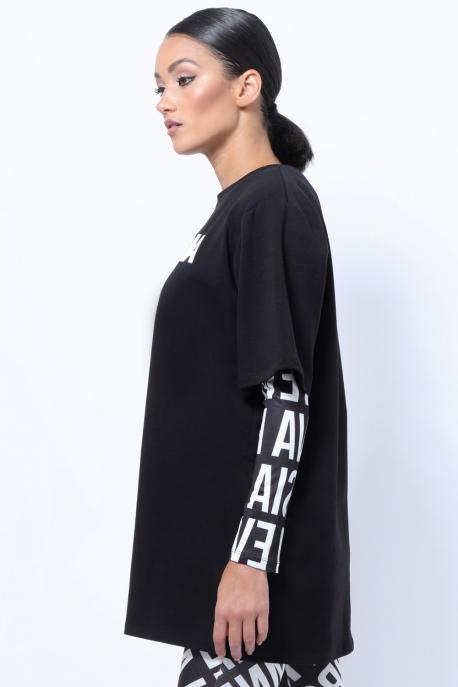 AMNESIA Dien plus ruha fekete