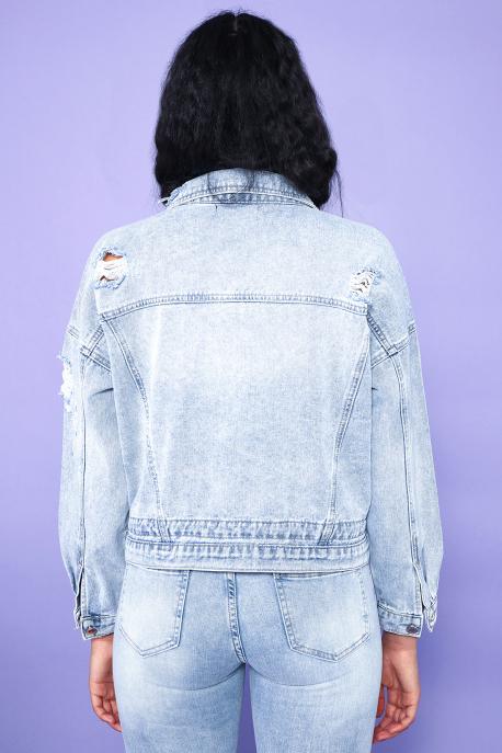 AMNESIA Denim jacket