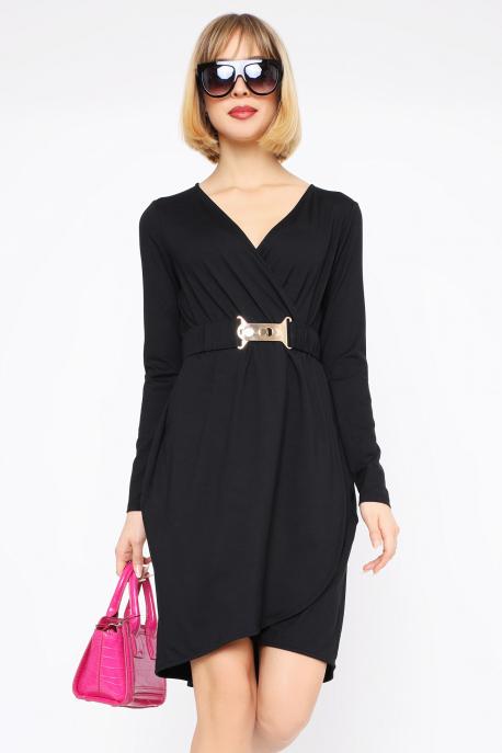 AMNESIA Tanzana ruha fekete