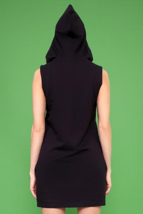 AMNESIA Dorics ruha fekete