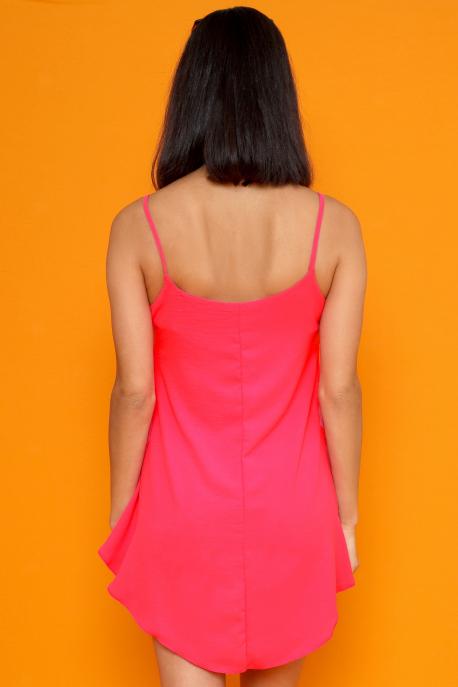 AMNESIA Malamo felső rózsaszín