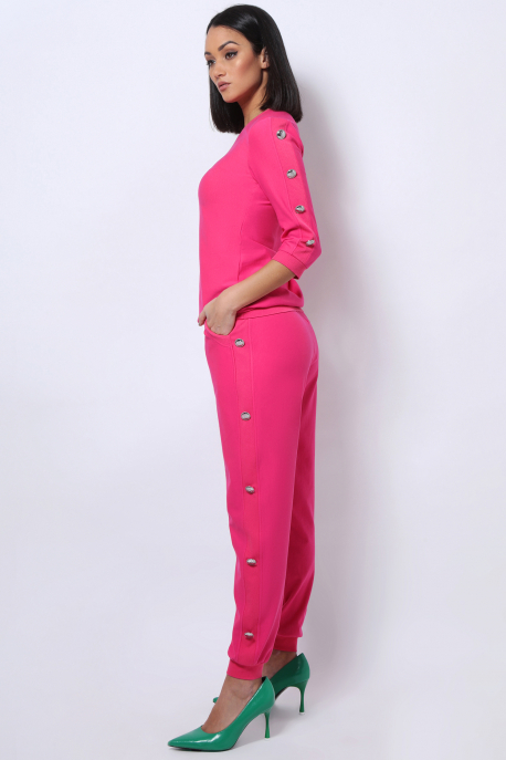 AMNESIA Jalla+Jumy együttes rózsaszín
