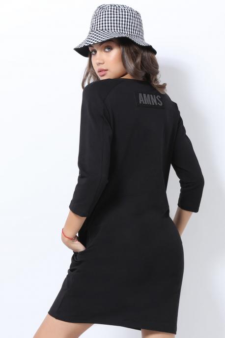 AMNESIA Darka ruha fekete