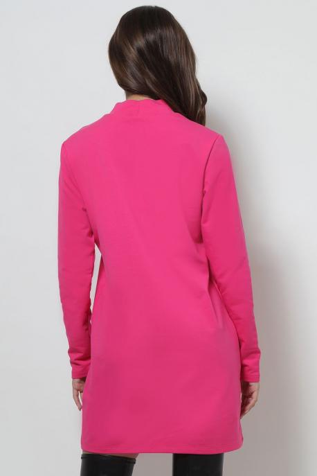 AMNESIA Domilla tunika pink