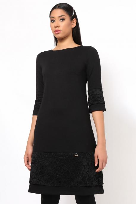 AMNESIA Analina ruha fekete