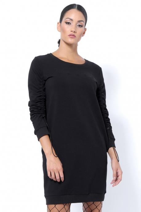 AMNESIA Demiva ruha fekete