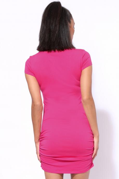 AMNESIA Adda tunika pink