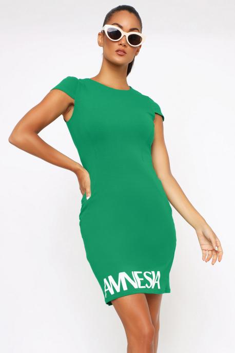 AMNESIA Gyemén ruha brazil zöld