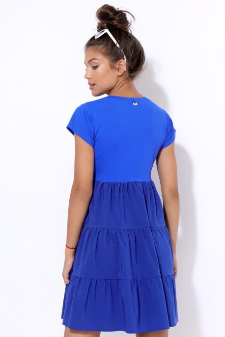 AMNESIA Denisza ruha kék
