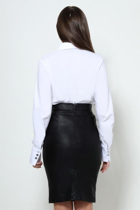 AMNESIA Dorling szoknya fekete