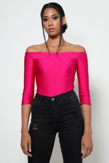AMNESIA Derlonka body pink