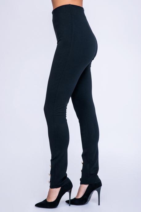 AMNESIA Jamiho nadrág fekete