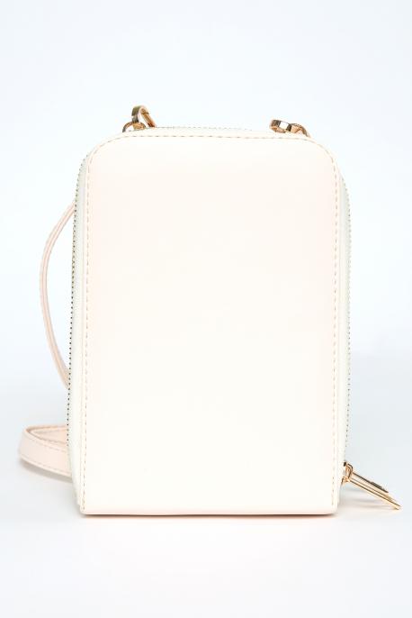 AMNESIA Mini táska krém