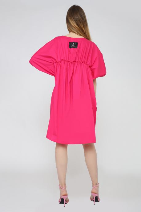 AMNESIA Clea ruha pink
