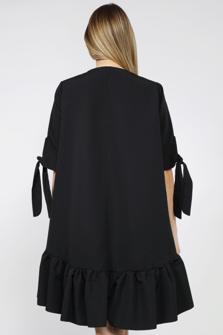 AMNESIA Tessa ruha fekete