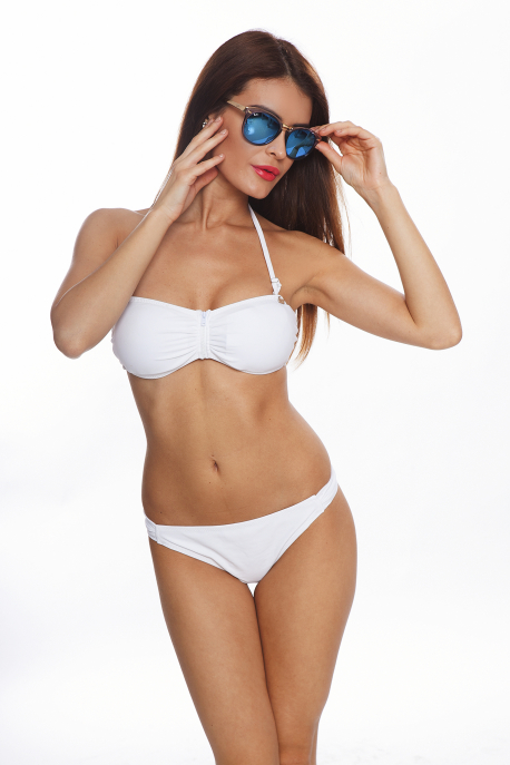 AMNESIA Zippes bikini