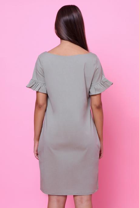 AMNESIA Dronda ruha világos khaki