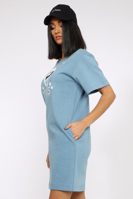 AMNESIA Doremi ruha kék