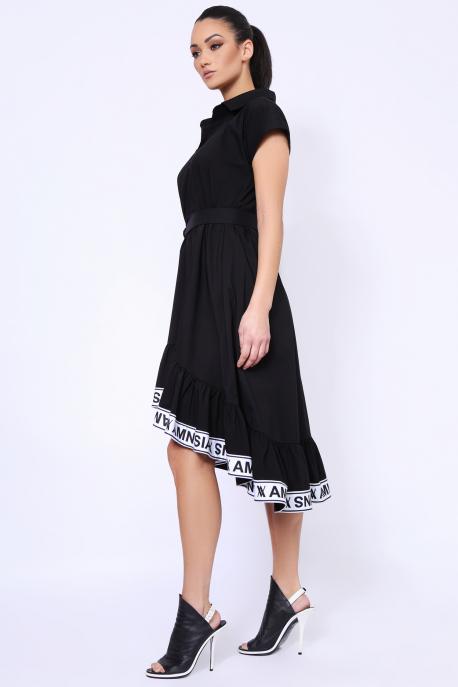 AMNESIA Amoli ruha+öv fekete