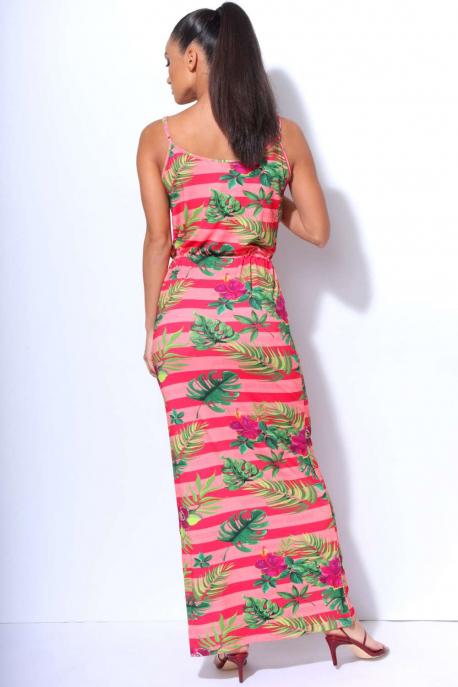 AMNESIA Accuro hosszú ruha