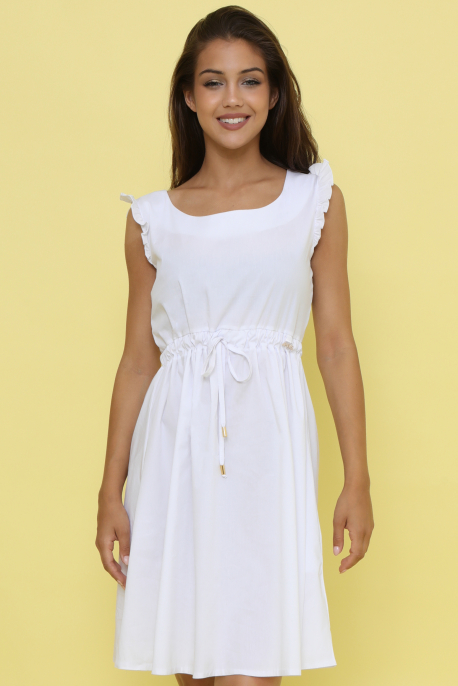 AMNESIA Tiliana ruha fehér