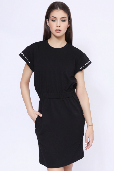 AMNESIA Jala ruha fekete