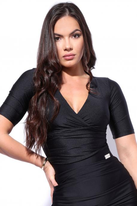 AMNESIA Alanti body fekete