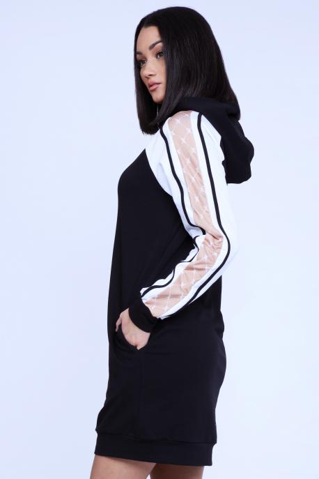 AMNESIA Avery ruha fekete