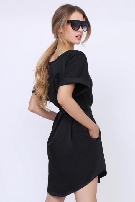 AMNESIA Jakroni ruha fekete