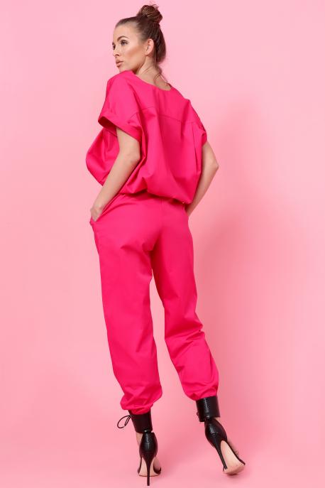 AMNESIA Naya felső pink