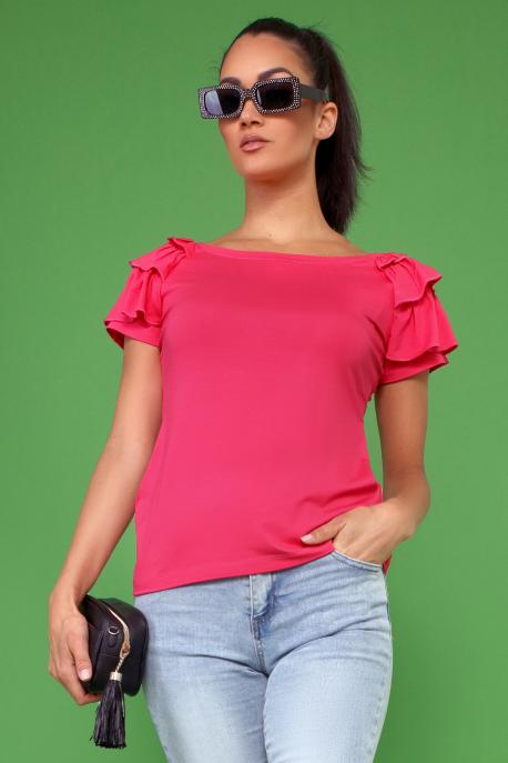 AMNESIA Manna felső pink