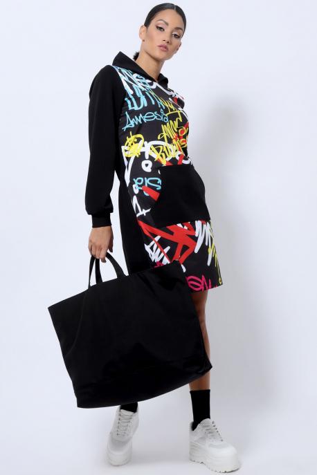AMNESIA Aluna ruha színes