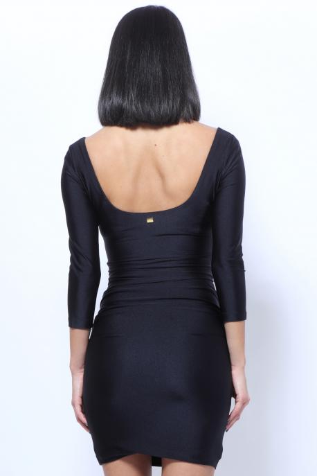 AMNESIA Arnet ruha fekete