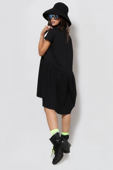 AMNESIA Azorena ruha fekete