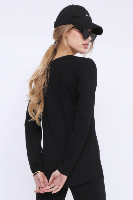AMNESIA Apelle felső fekete