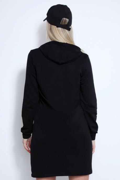 AMNESIA Aluna ruha fekete