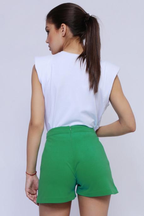 AMNESIA Jabin short zöld