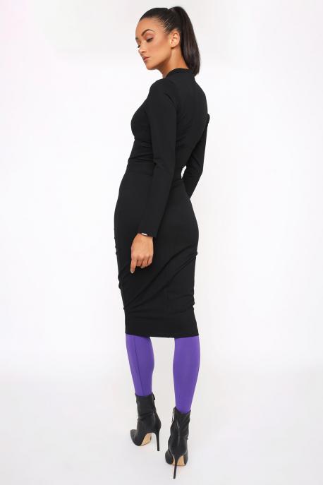 AMNESIA Moxo ruha fekete