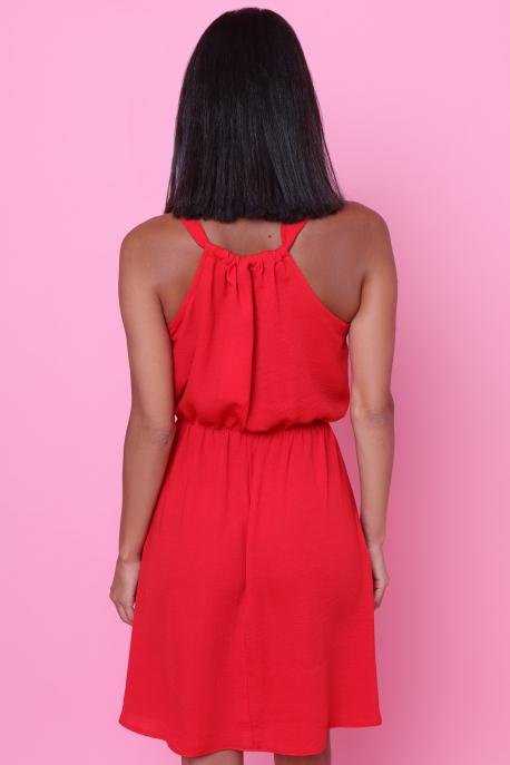 AMNESIA Dirge ruha piros