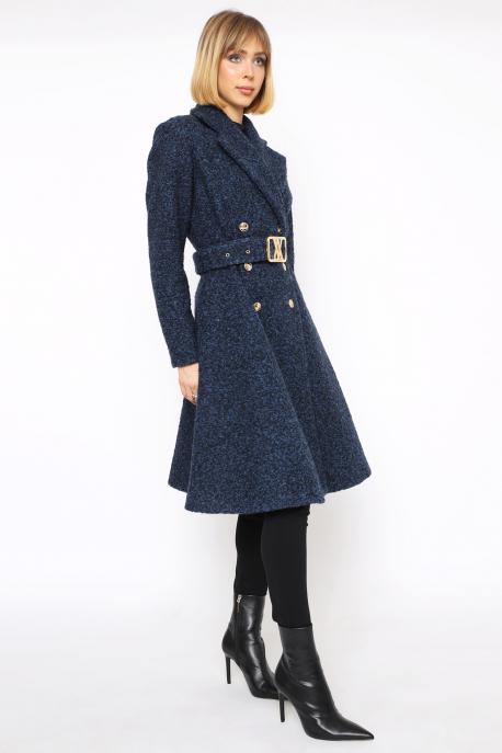 AMNESIA Gotta kabát kék